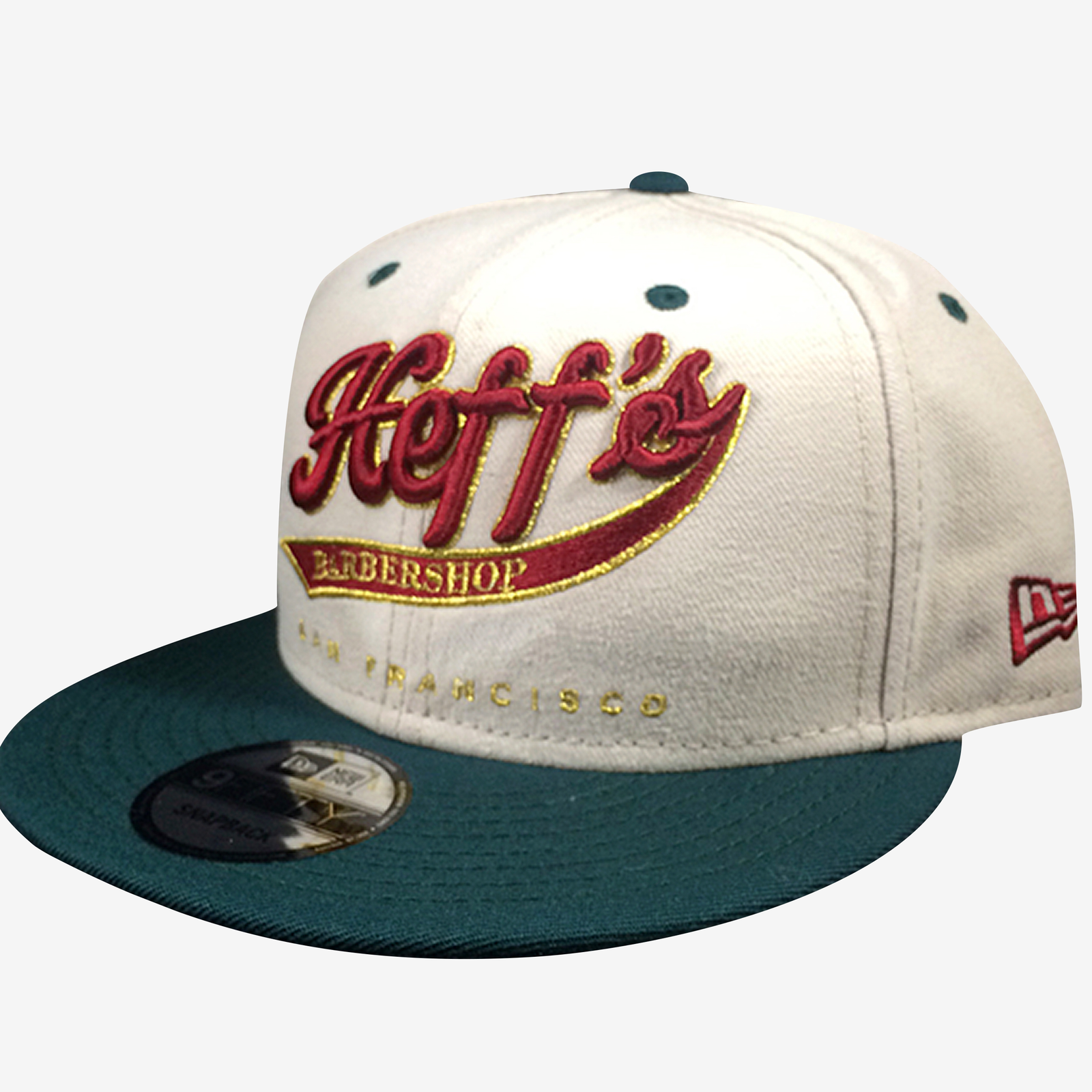 HEFFS BARBERSHOP New Era Snapback