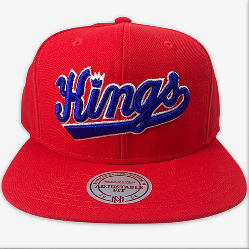 Sacramento Kings Mitchell & Ness Snapback