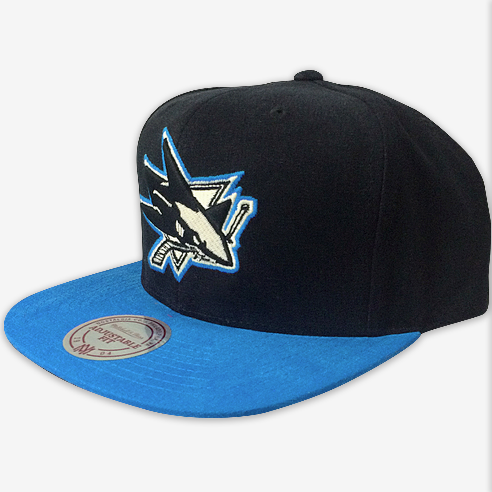 San Jose Sharks Mitchell & Ness Snapback