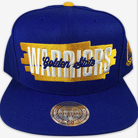 Los Angeles Lakers Mitchell & Ness Snapback