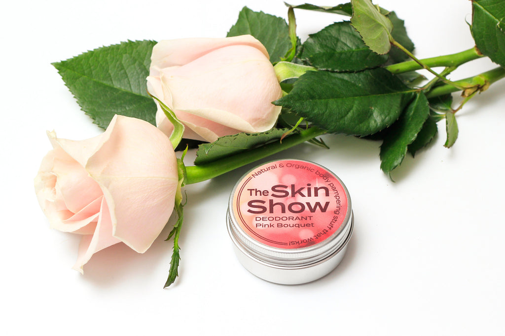 PINK BOUQUET - The Skin Show - דאודורנט טבעי