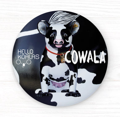 Hello Koalas Cowala Badge