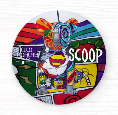 Hello Koalas Scoop Badge