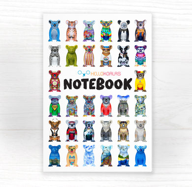 Hello Koalas Notebook