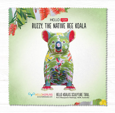 Hello Koalas Buzzy Cleaning Cloth