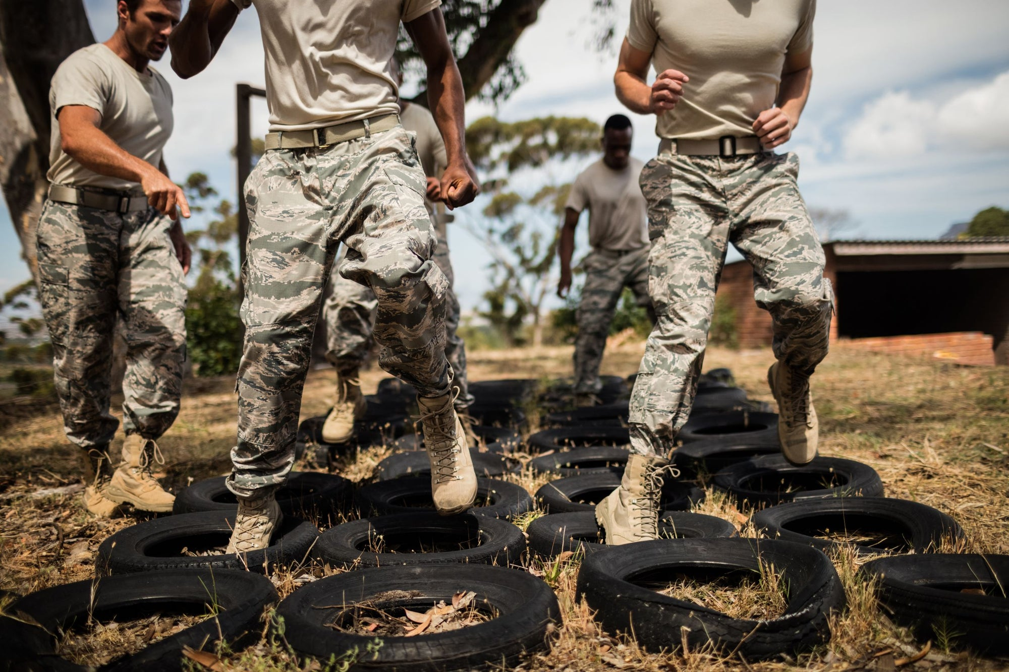 The Marine Corps Workout Routine: 5 Key Exercises