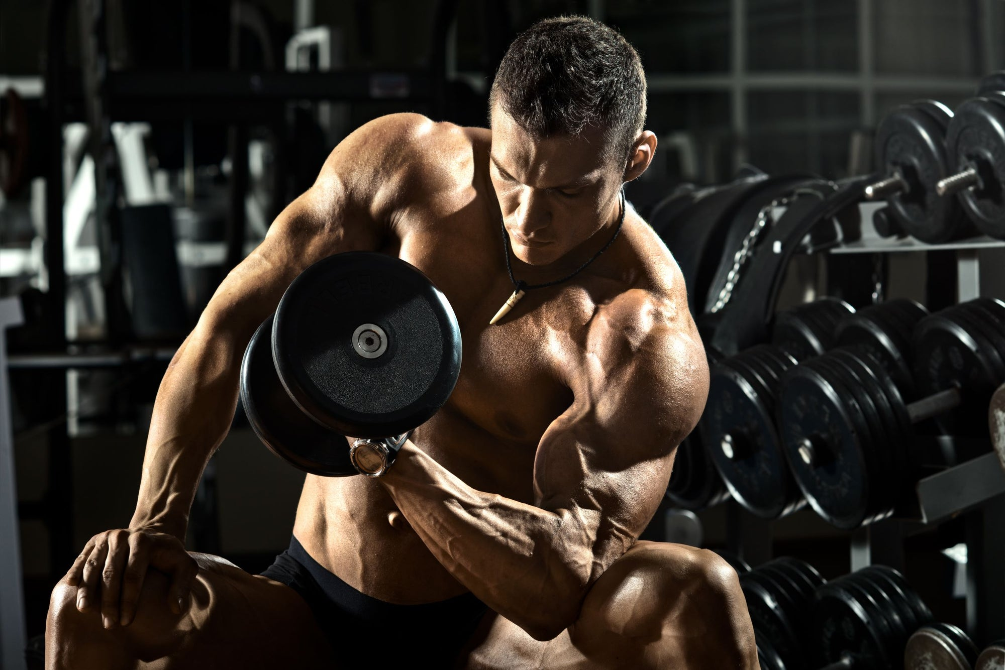 How to Do Cheat Curls for Bigger Biceps
