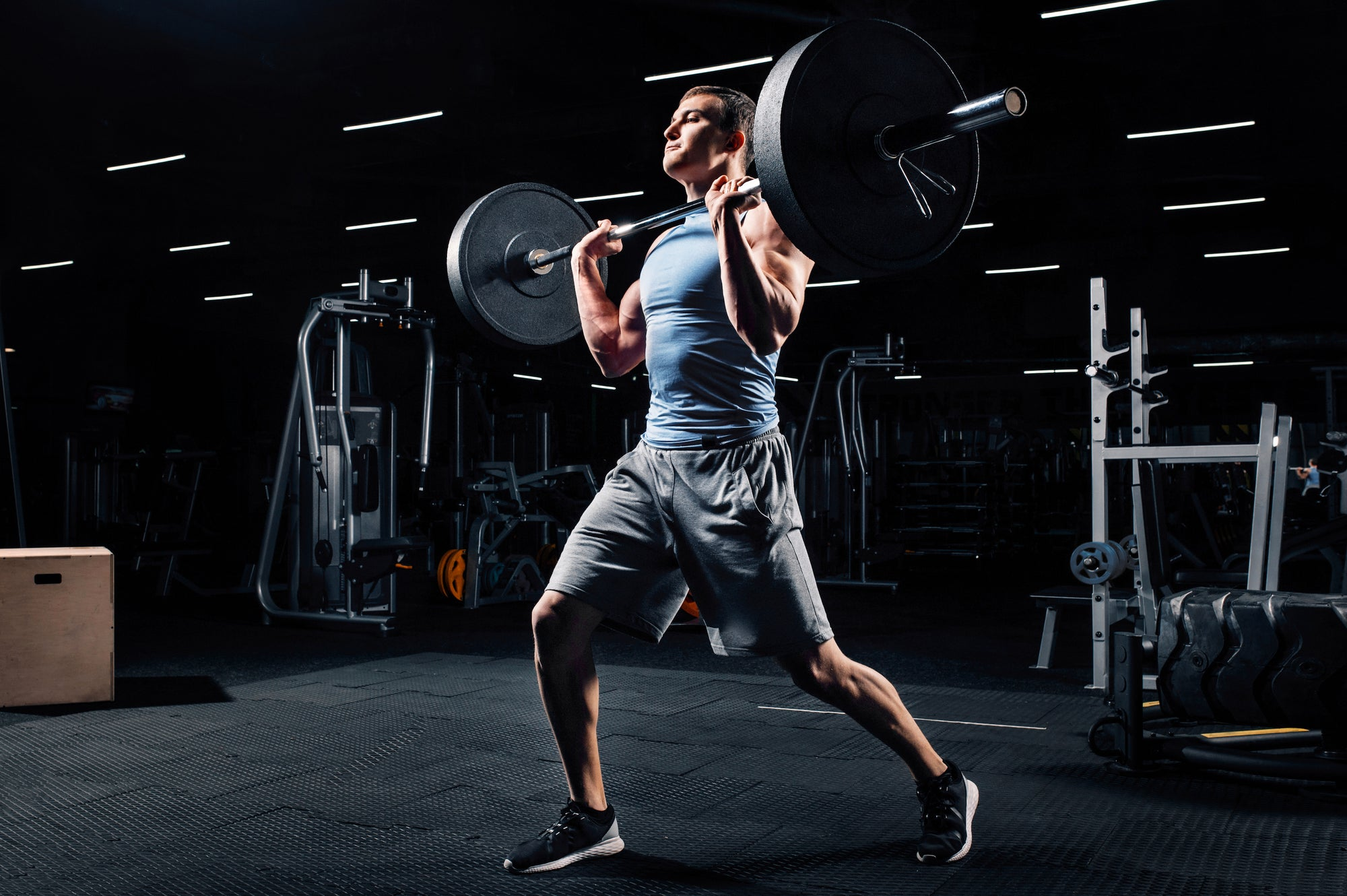 How to Master the High Pull Exercise for Maximum Power
