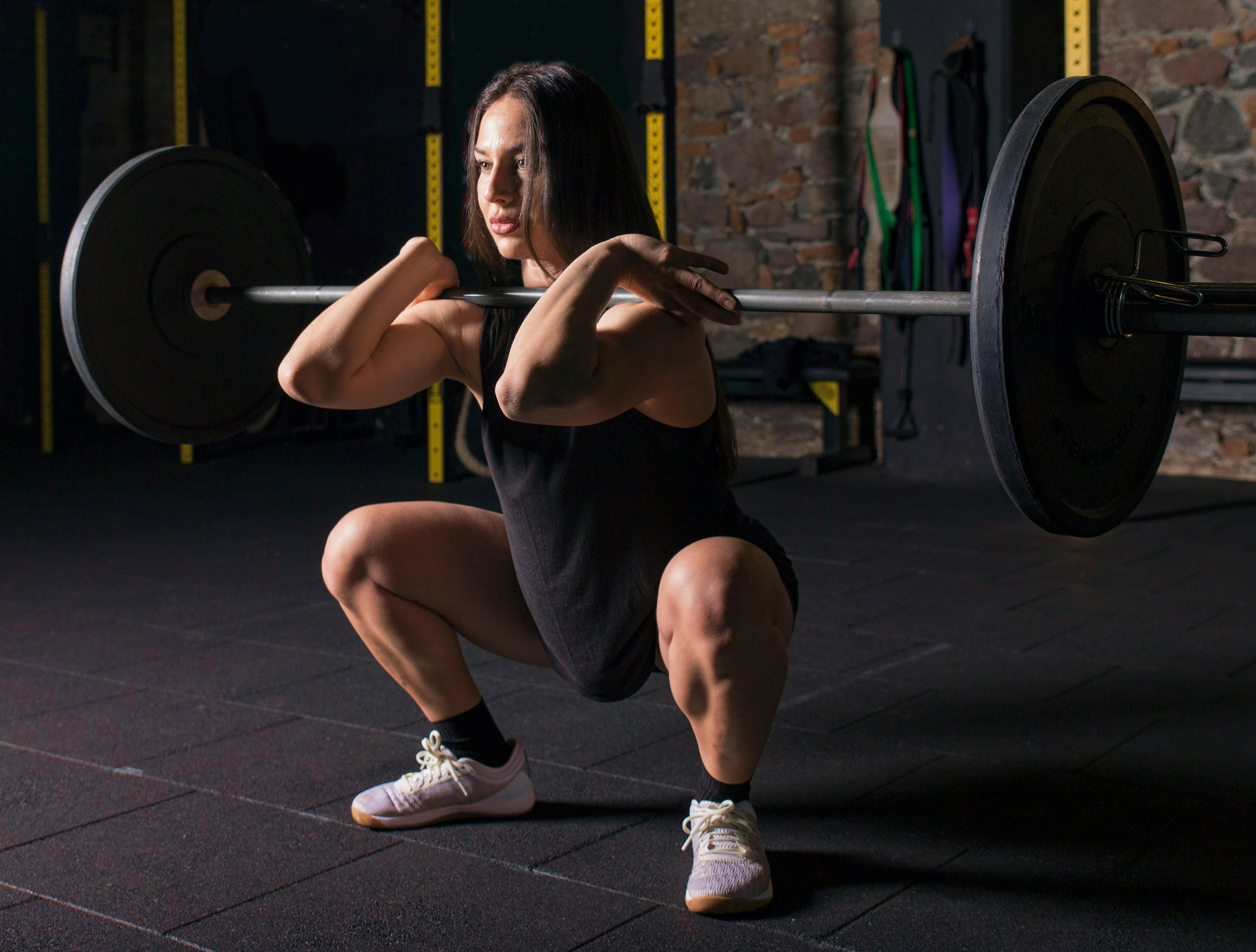 Front Squat Vs. Back Squat: What's the Difference?