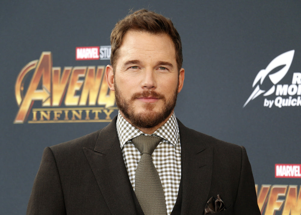 Chris Pratt at the premiere of Disney and Marvel's Avengers: Infinity War