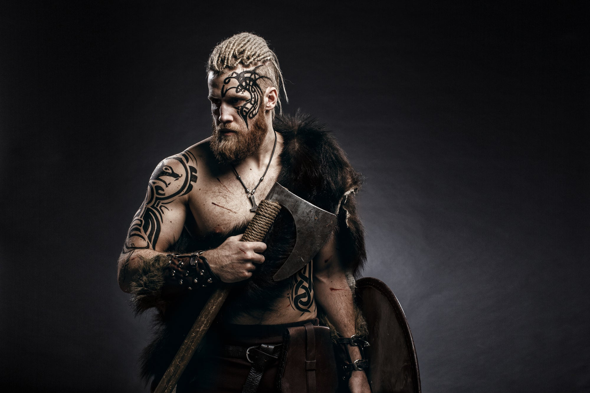 The Viking Workout for Becoming a Berserker