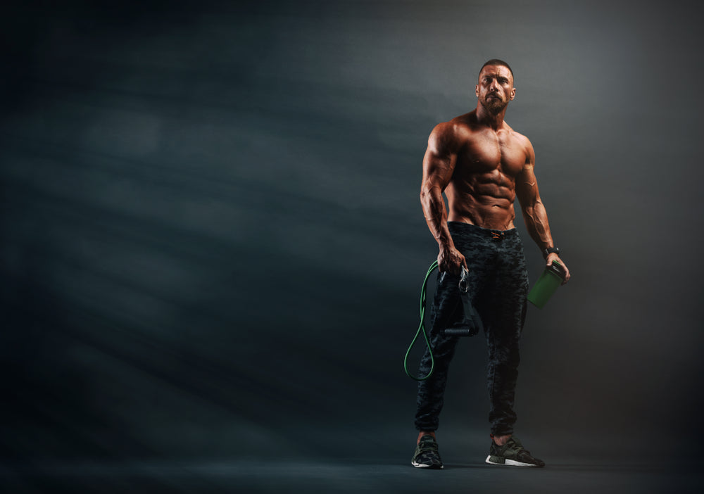 The 10 Best Resistance Band Exercises for Building Back Strength - Steel Supplements