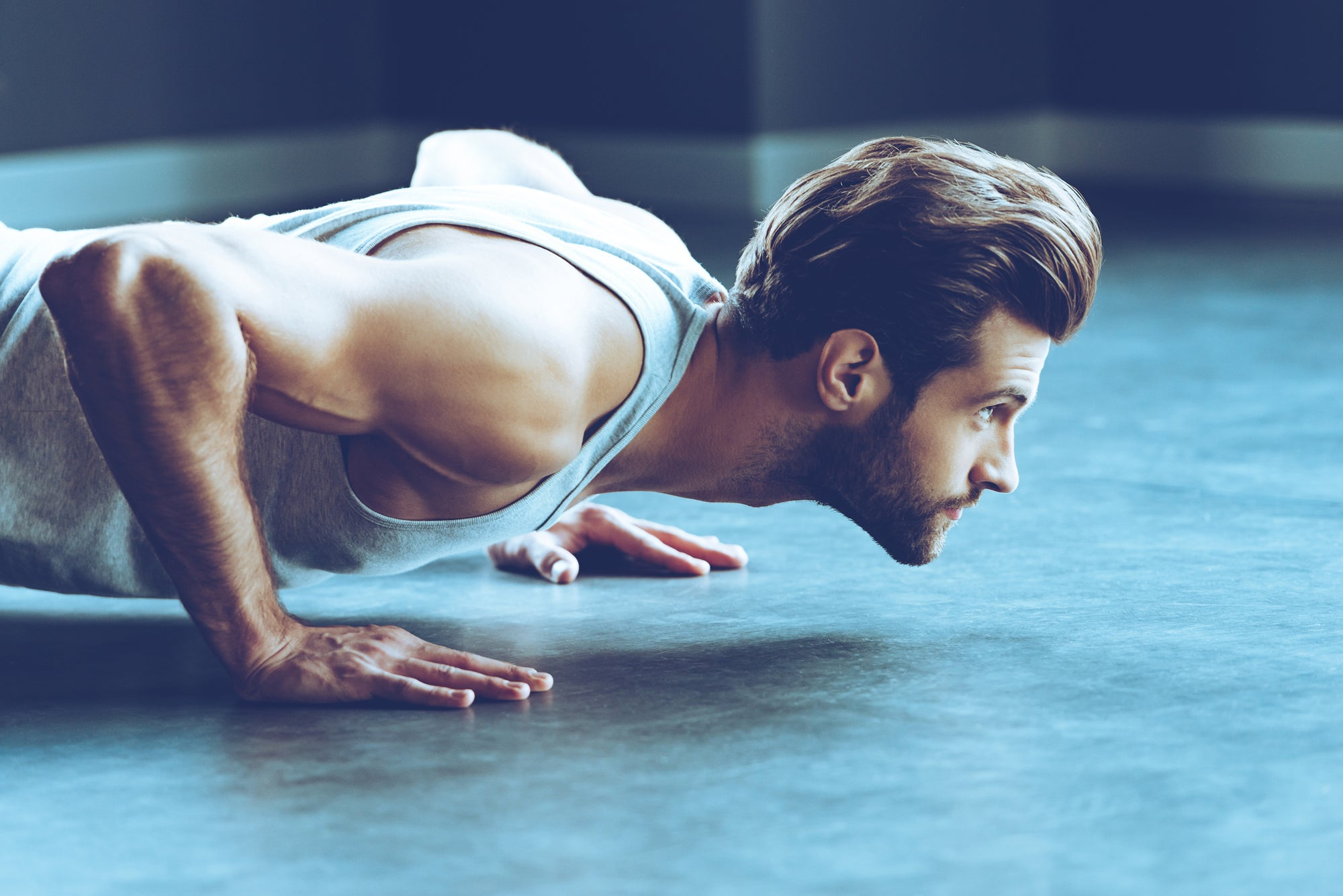 How to Do a Proper Pushup With Perfect Form