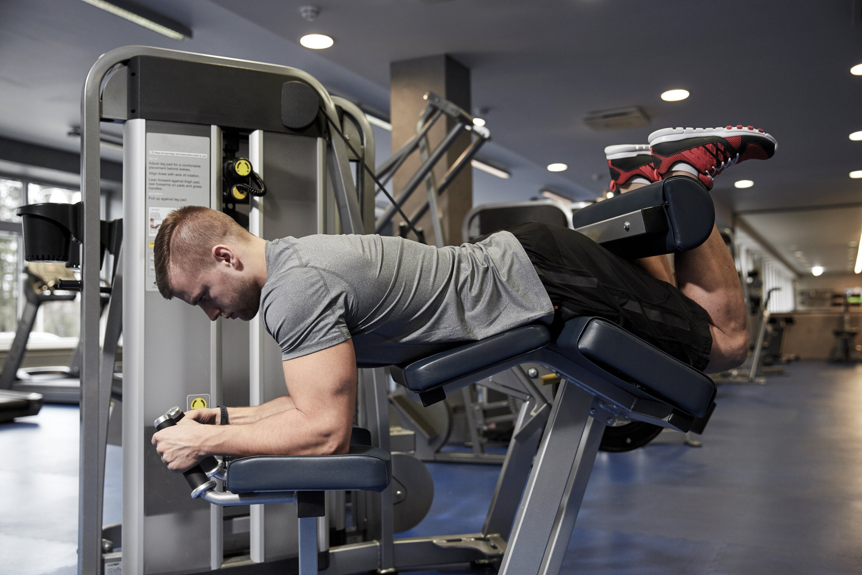 8 Best Leg Curl Alternatives For Strong And Flexible Hamstrings Steel Supplements