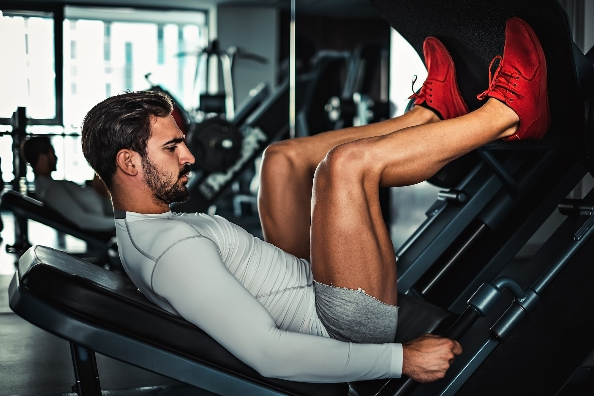 5 Leg Press Foot Variations to Work More Leg Muscles