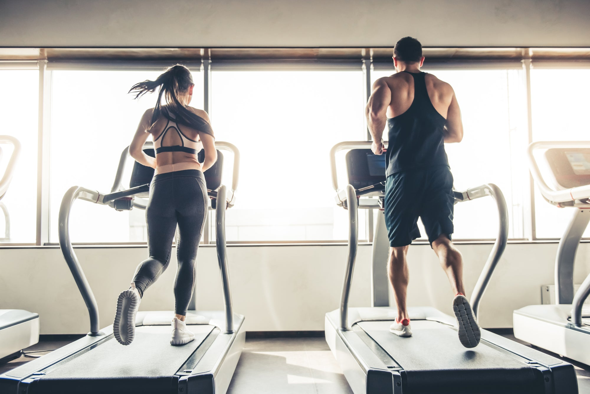 A Simple Gym Machine Workout Routine for Beginners