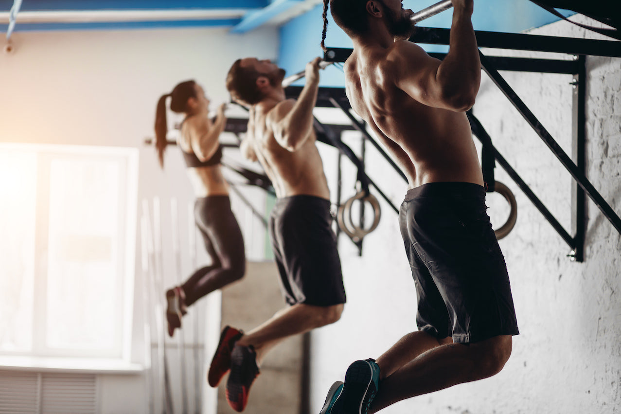 How to Do More Pull-Ups in the Long Run