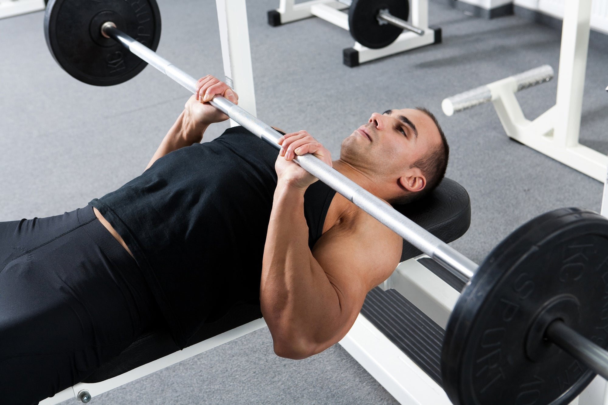 How (And Why!) To Close Grip Bench Press Properly