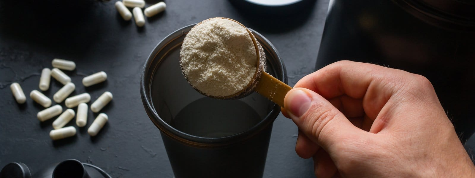 Is Your Protein Powder Causing You Gut Problems?