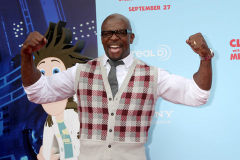 """Terry Crews at the """"Cloudy With A Chance of Meatballs 2"""" Los Angeles Premiere"""