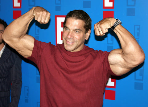 Lou Ferrigno at the E! Entertainment Television's Summer Splash Event