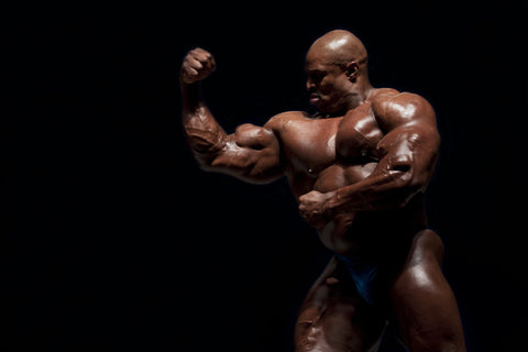 Ronnie Coleman Guest Posing