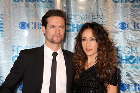 Shane West, Maggie Q arrive at 2011 People's Choice Awards