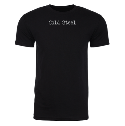 Steel Supplements T-shirt Cold Steel  (TM)