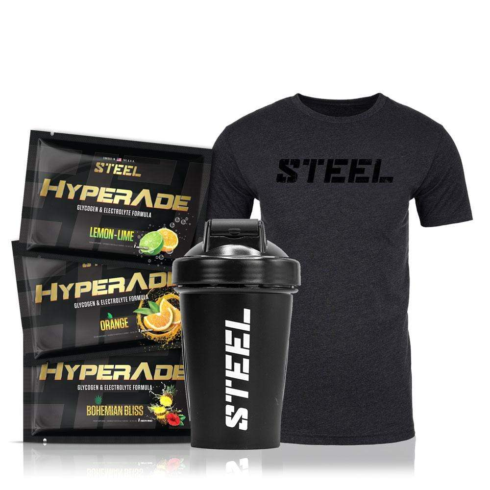 Steel Supplements Bundle Hyperade Bundle