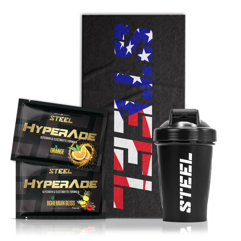 Steel Supplements Bundle HyperAde Bundle Lite