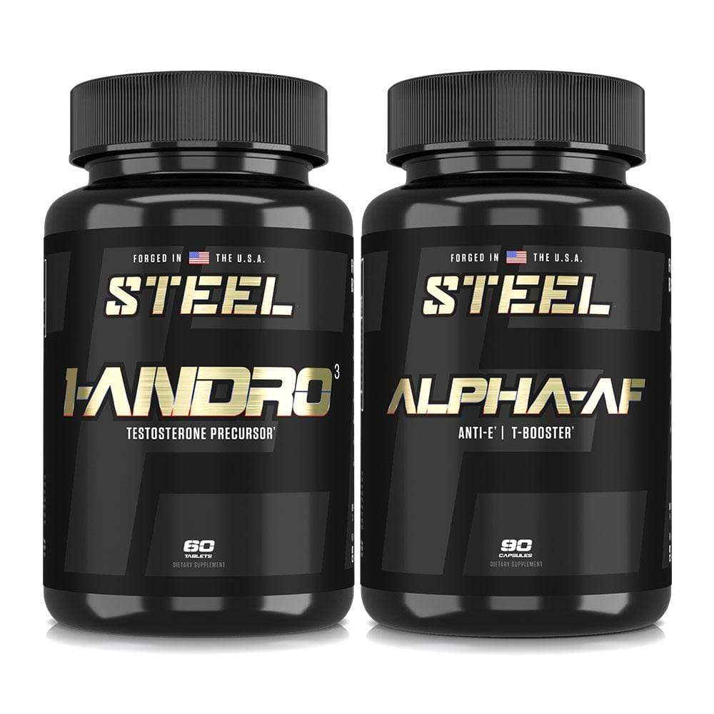 Steel Supplements Stack MASS STACK