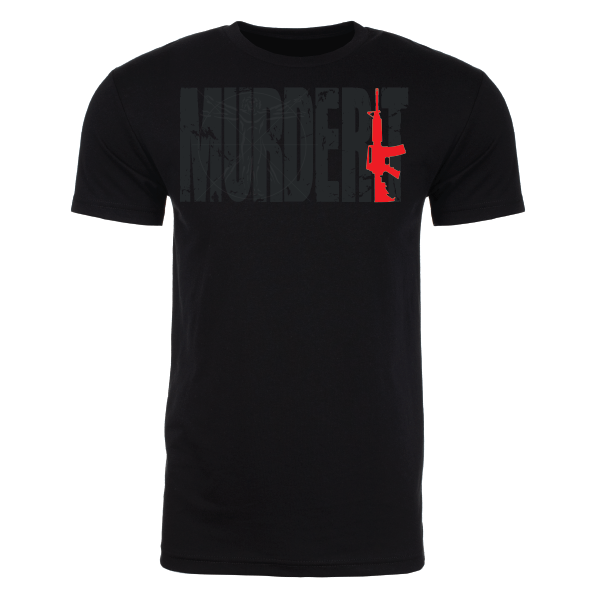 JJ Clothing Promo Small MURDERIT 2.23 TEE (TM)