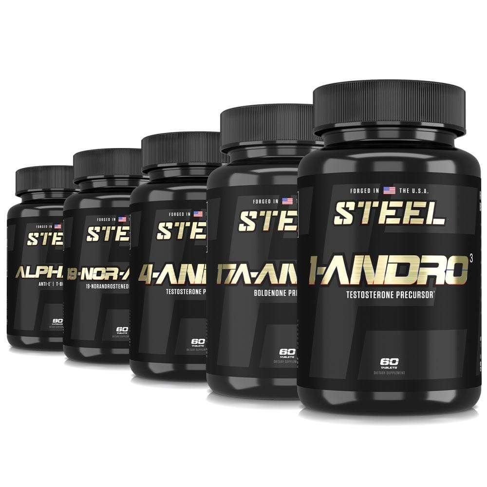 Steel Supplements Stack Pro Series Mass Stack