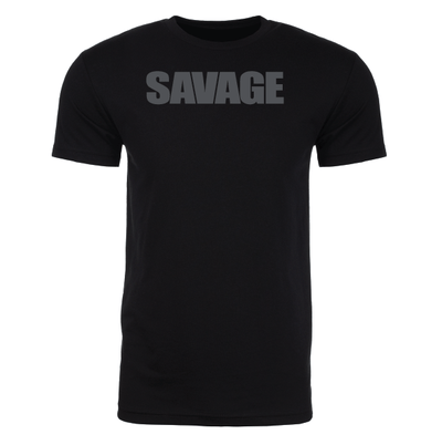 Jason and Jessica Fitness T-Shirt SAVAGE CM