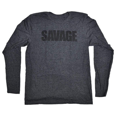 JJ Clothing T-shirt SAVAGE - Long Sleeve