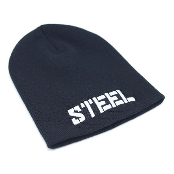The Steel Supplements Accessories STEEL Beanie