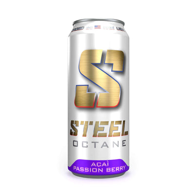 Steel Supplements Supplement STEEL Performance Octane Drink