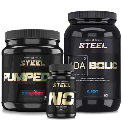 Steel Supplements Stack Ultimate Pump Stack