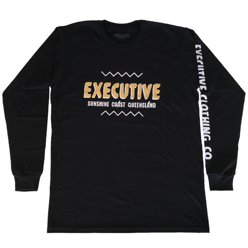 Tribe Longsleeve - Black
