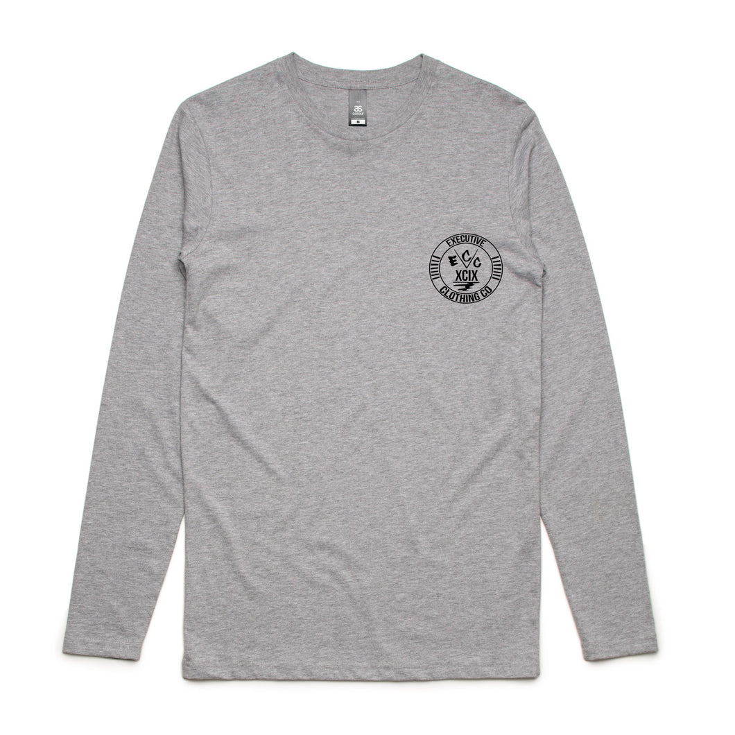 Elite Longsleeve - Grey