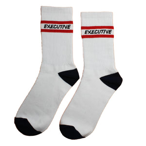 Field sock - White (3 pairs)