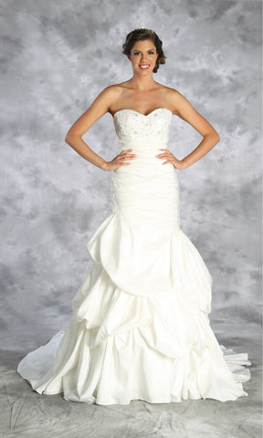 Bridal Gown EDPOL1008