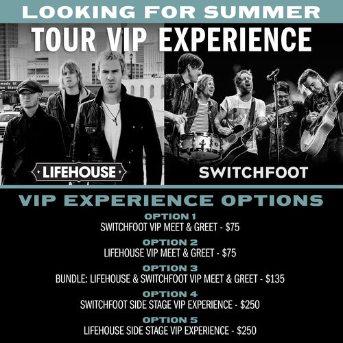 LOOKING FOR SUMMER VIP EXPERIENCE // 7-23 Denver, CO
