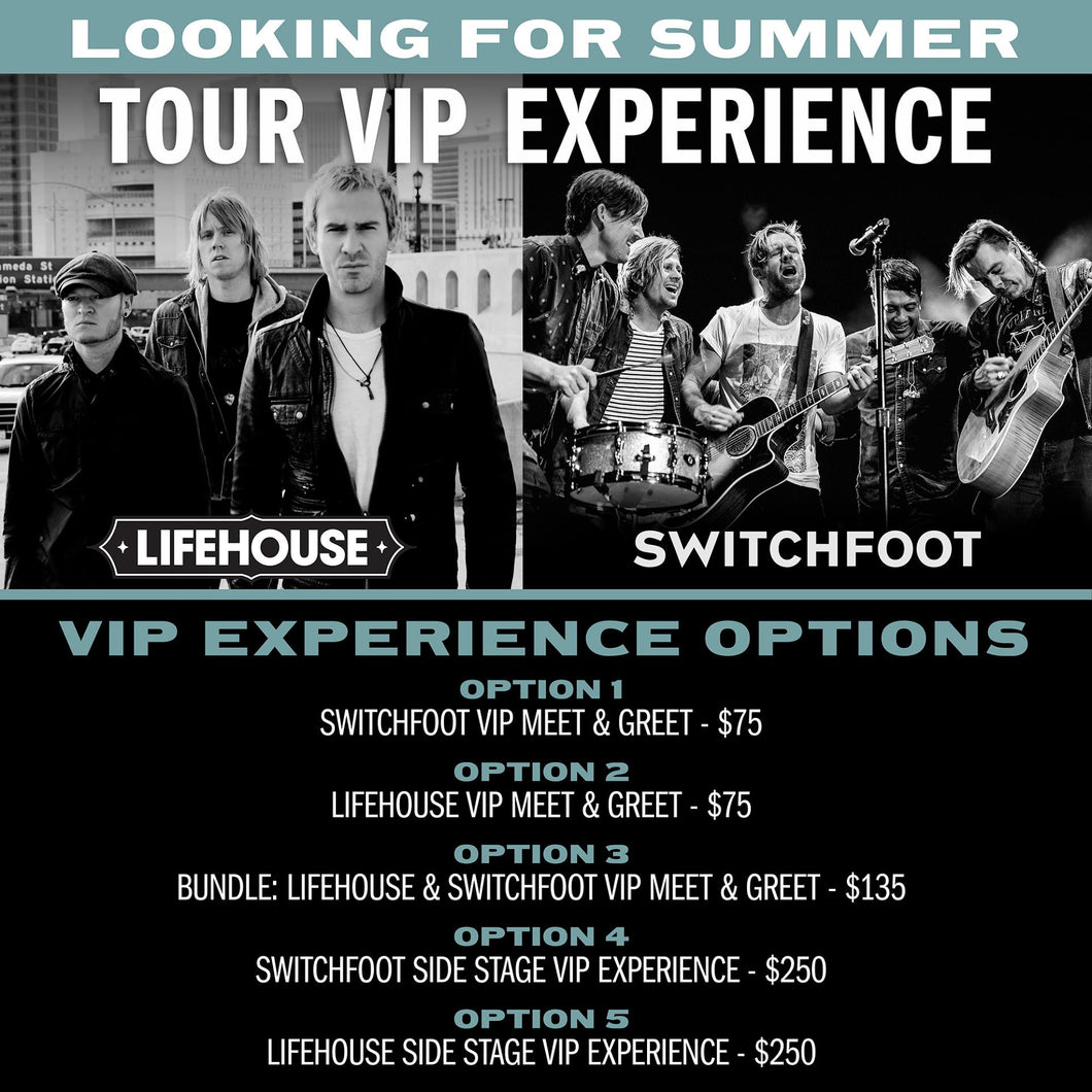 LOOKING FOR SUMMER VIP EXPERIENCE 8-18 Whites Creek, TN