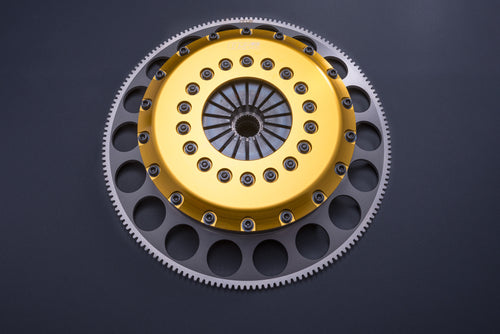 Corvette Triple Plate Clutch Kit