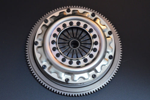 Mitsubishi Evolution 4-9 Twin Plate Clutch Kit