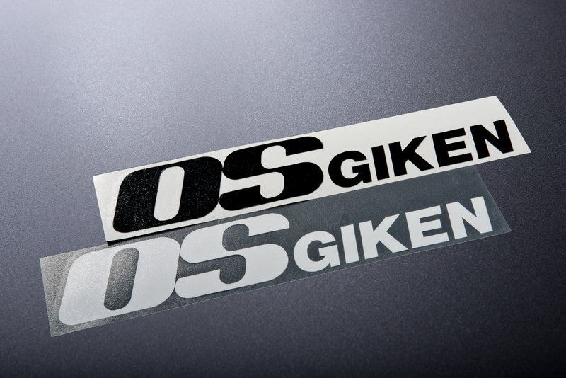 OS Giken Racecar Decal Set