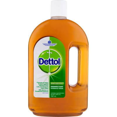 Dettol Antiseptic Disinfectant Liquid 750ml