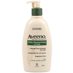 Aveeno Daily Moisturising Lotion Fragrance Free 354ml