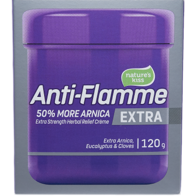 Nature's Kiss Anti-Flamme Extra 120g